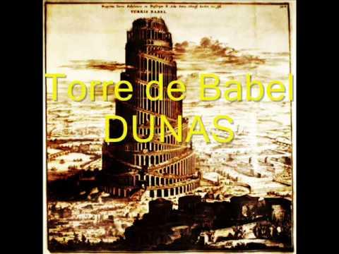 torre de babel DUNAS