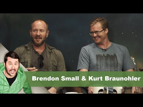 Brendon Small & Kurt Braunohler | Getting Doug with High