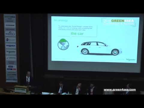 2016 GREEN4SEA Forum - Konstantinos Kanellakis