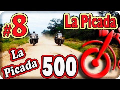 La Carretera de la Selva. La picada 500.Episodio (8/8) La vuelta al mundo en moto
