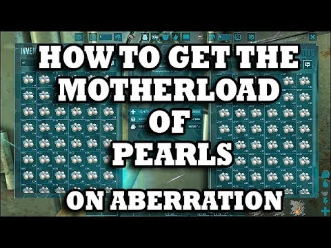 Need lots of silica pearls in aberration? This is what you need to do!