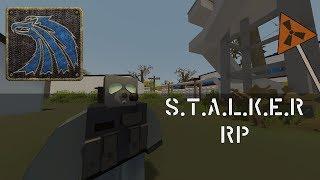 Стал наёмником #5 | Unturned RP | Stalker RP