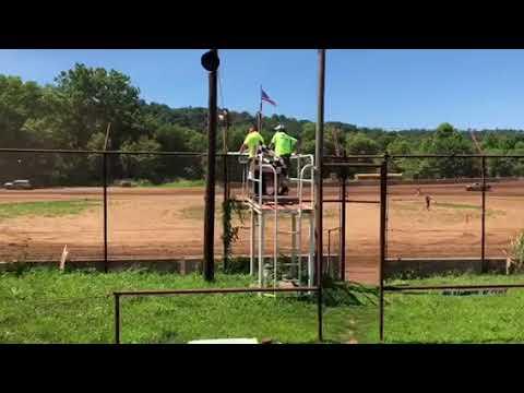 7/8/18 Truck Enduro Legendary Hilltop Speedway
