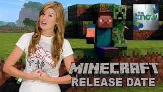 GameStop has listed a release date for Minecraft on Xbox One. News By: Ashley Jenkins Hosted By: Ashley Jenkins Music By: @EvGres at EpicWins.com ...