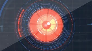 Free Sony Vegas Intro Template #28 : Hi Tech HUD Logo Reveal template for SV 16 - EFX