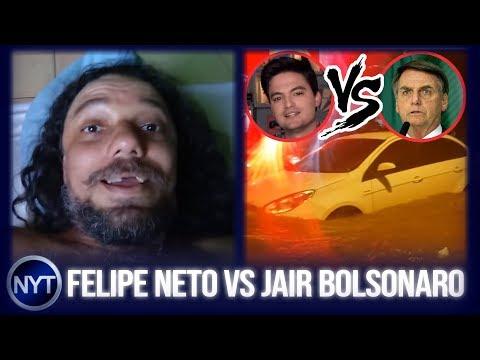 Bluezão gravará filme +18 com estrela do XVÍDEOS, ytbr perde carro em enchente e perdão do Bolsonaro