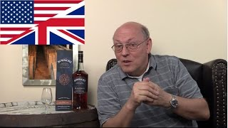 Whisky Review/Tasting: The Bowmore Black Rock