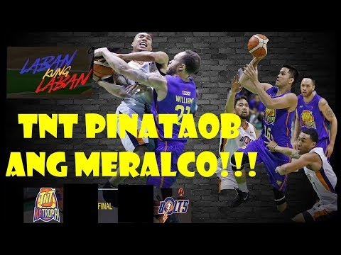 TNT VS MERALCO BOLTS FULL GAME HIGHLIGHTS | PBA PHILIPPINE CUP 2019 | JANUARY 30, 2019