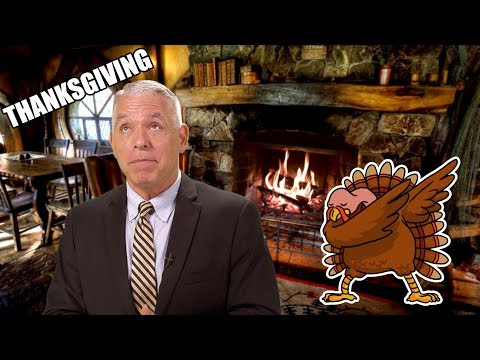 Pete's Guide to Being Thankful