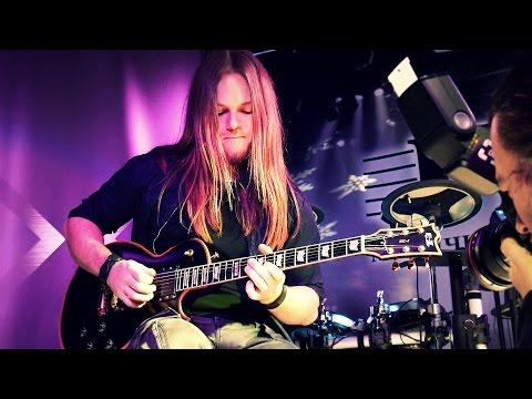 Roman Skorobagatko - Hallowed Ground (W.A.S.P Cover) Live!