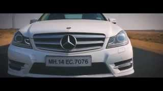 The 2014 Mercedes-benz C-class Grand Edition. Agility And Beyond.