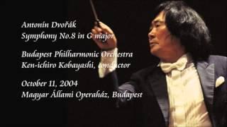 Dvořák: Symphony No.8 in G major - Kobayashi / Budapest Philharmonic Orchestra