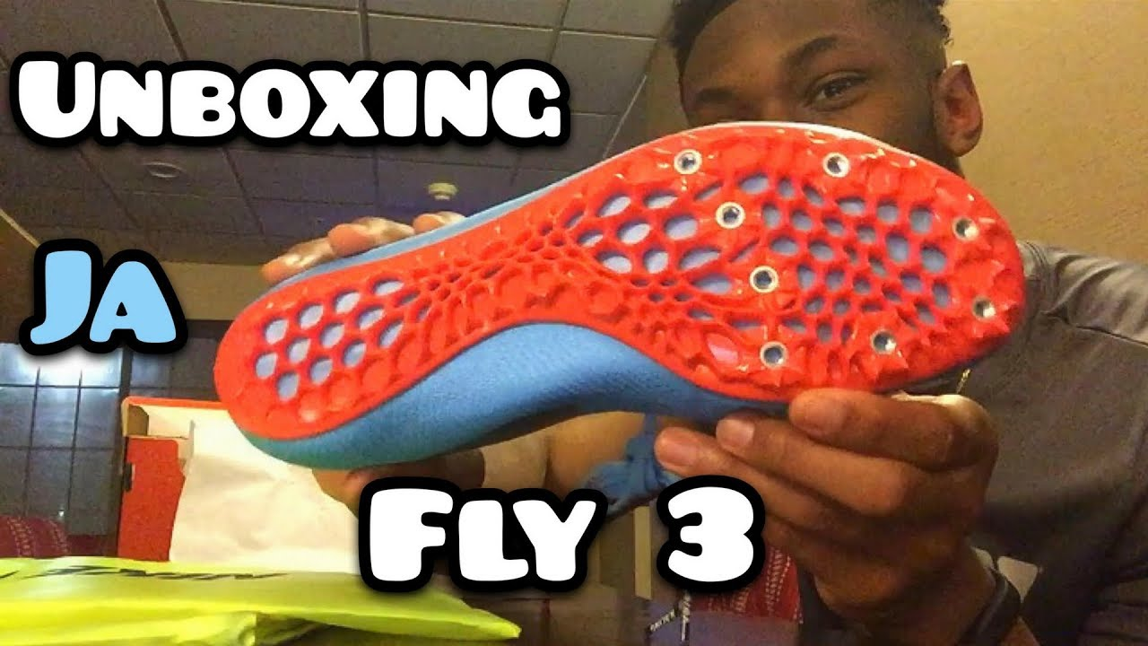 ada9d9e1c340d Nike Ja Fly 3 Unboxing and Review - YouTube