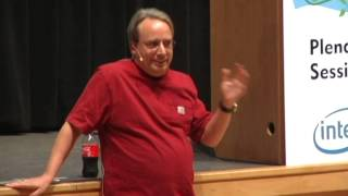 DebConf14: QA with Linus Torvalds