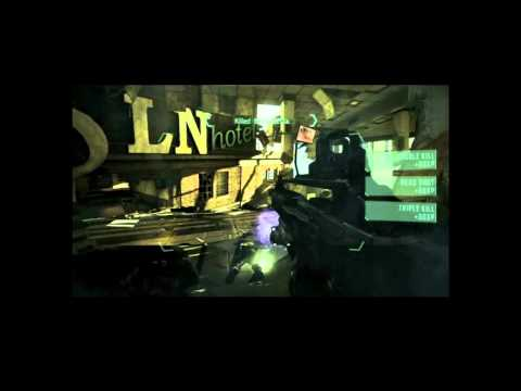 Crysis 2 Limited Edition Trailer [HD]