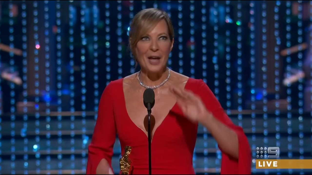 Allison Janney wins best supporting actress for I, Tonya at Oscars 2018