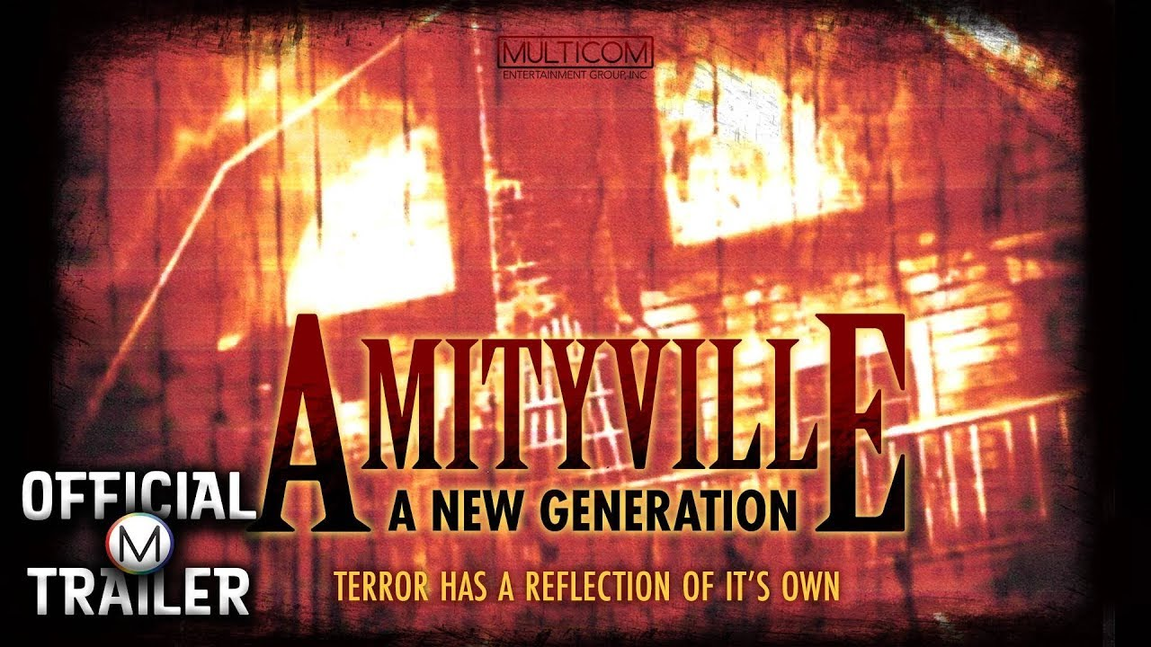AMITYVILLE: A NEW GENERATION (1993) | Official Trailer | 4K
