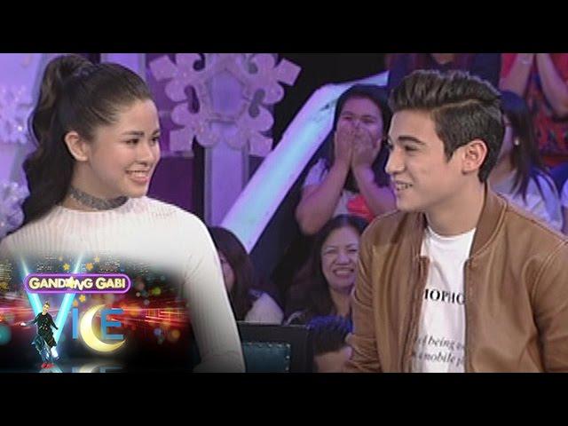 GGV: Marco surprises Kisses in GGV set