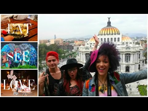 🇲🇽 Travel Tips: Mexico City | Eat, See, Love 🇲🇽  + TRAVEL DISCOUNT CODE DEAL