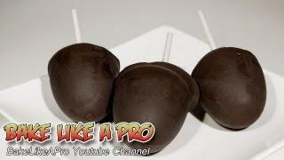 Wilton Chocolate Strawberry Pops Recipe