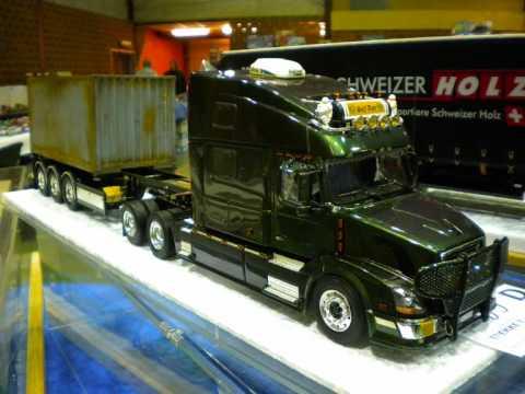 montages d une maquettes de camion tamiya 1/14  Maquettes ou Kits à monter
