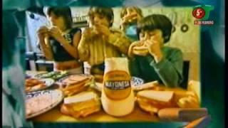 Hellmans Mayonesa retro