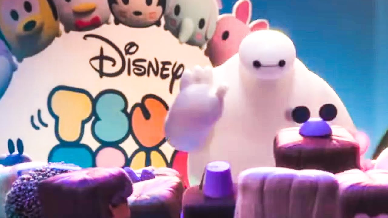 WRECK-IT RALPH 2 - Toy Story and Big Hero 6 Easter Egg ... Wreck It Ralph Trailer Toy Story
