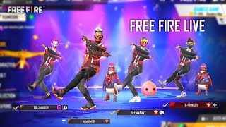 Free Fire Live New Event & Road to 21 Million Subscribers Family - Garena Free Fire