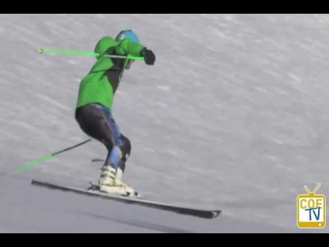 Ted Ligety talks about freeskiing.