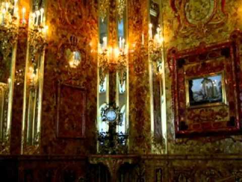 Екатерининский дворец в Пушкине Царском Селе