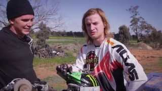 MOTO 6: The Movie - Behind the Scenes with Josh Cachia and Jackson Strong - [HD]