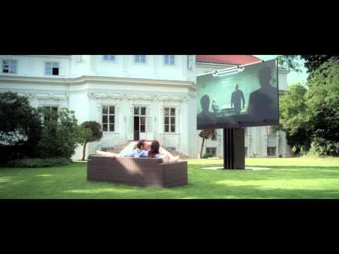 Porsche Design Studio C SEED 201 - The World´s Largest Outdoor LED TV