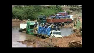 Reabilitação da estrada nacional 230(Luanda a Lunda-norte) - pt 2/2