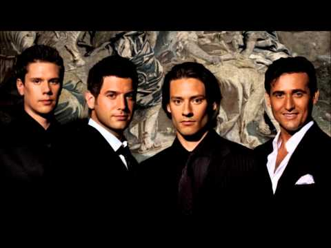 The Power of Love (La Fuerza Mayor) - Il Divo - The Promise - 01/11 [CD-Rip]