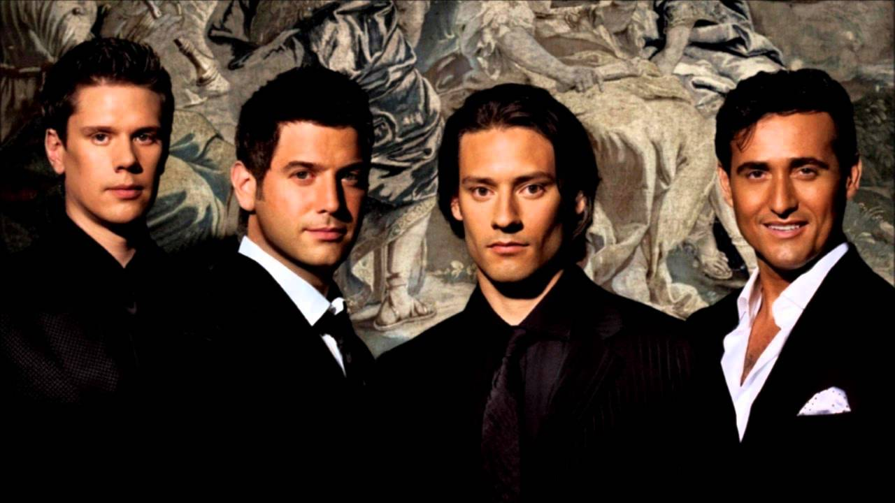 The power of love la fuerza mayor il divo the - Il divo man you love ...