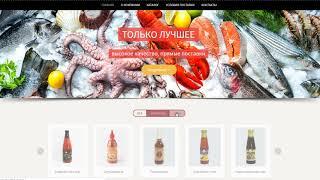 Интернет-магазин товаров для ресторанов азиатской кухни на Virtuemart 3
