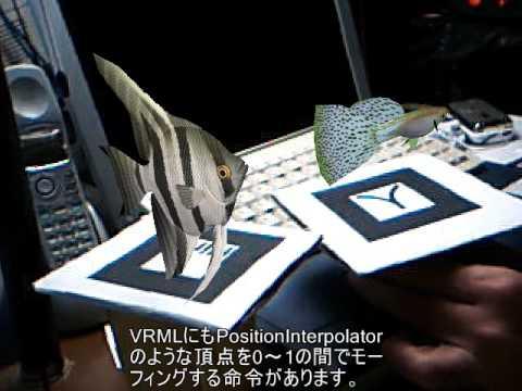 ARToolKit VRML97