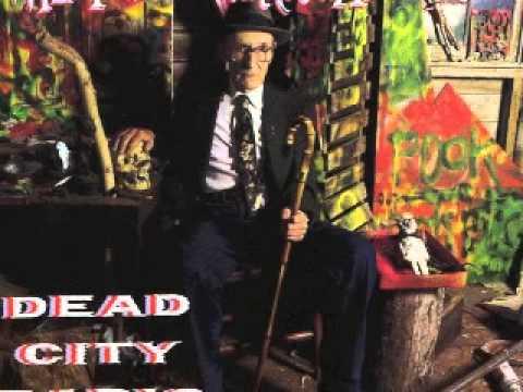 william s. burroughs  -  dead city radio