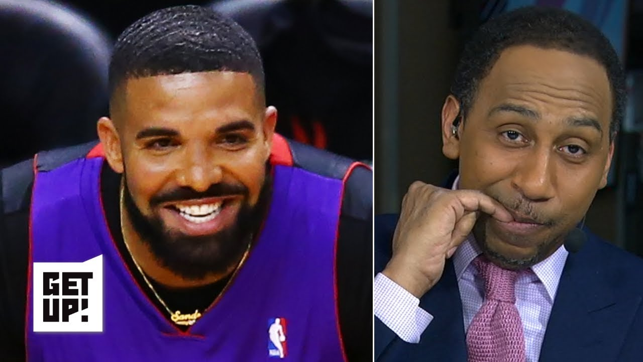 I told Drake I got the Warriors, but now I'm not so sure! - Stephen A. | Get Up!