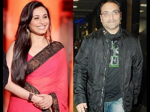 Rani Mukerji Speaks About Her Marriage To Aditya Chopra For The First Time