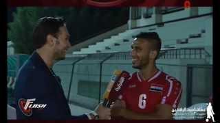 تعرف هل نجوم المنتخب العراقي ..برشلوني ام مدريدي .Flash Sport