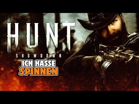 Hunt Showdown - Ich hasse Spinnen - Herr Currywurst