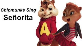 Baixar Chipmunks Sing ''Señorita'' - Shawn Mendes & Camila Cabello