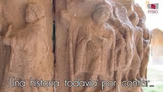 Carlos V y el claustro de Fitero