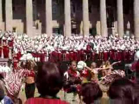 University of Alabama Band at Elephant Stomp