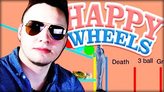 UNMÖGLICHES LEVEL SOFORT GESCHAFFT ... !!! - Happy Wheels   DannyJesden