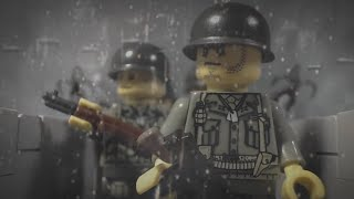 Lego WW2 - D-Day Pointe du Hoc