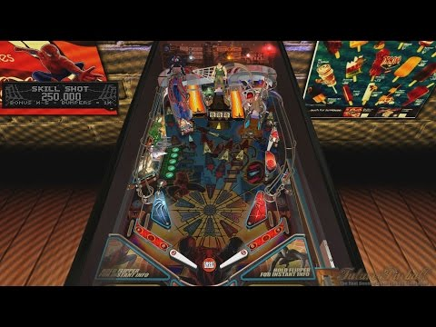 Future Pinball - 15 Great Tables (Links/Info) - 1080p