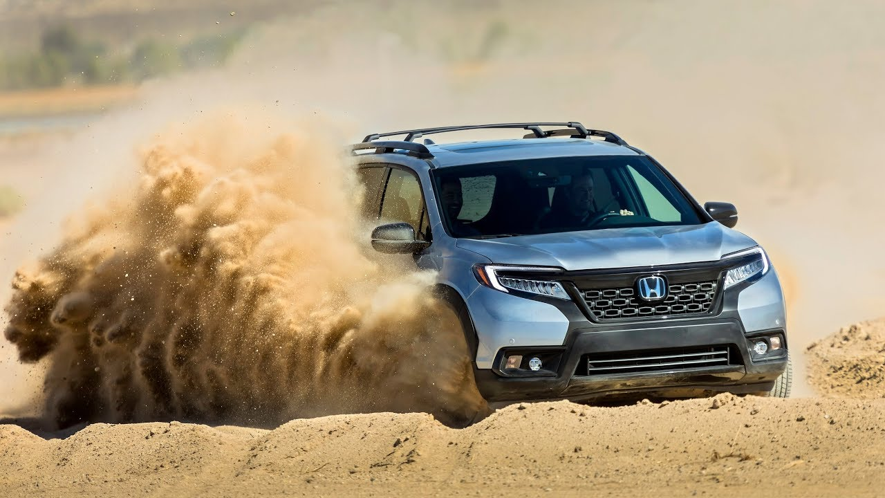 Introducing The All New 2019 Honda Passport Youtube