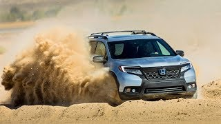 Introducing the All-new 2019 Honda Passport